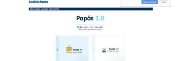 INSTRUCCIONES PARA RELLENAR EL PAPAS 2.0